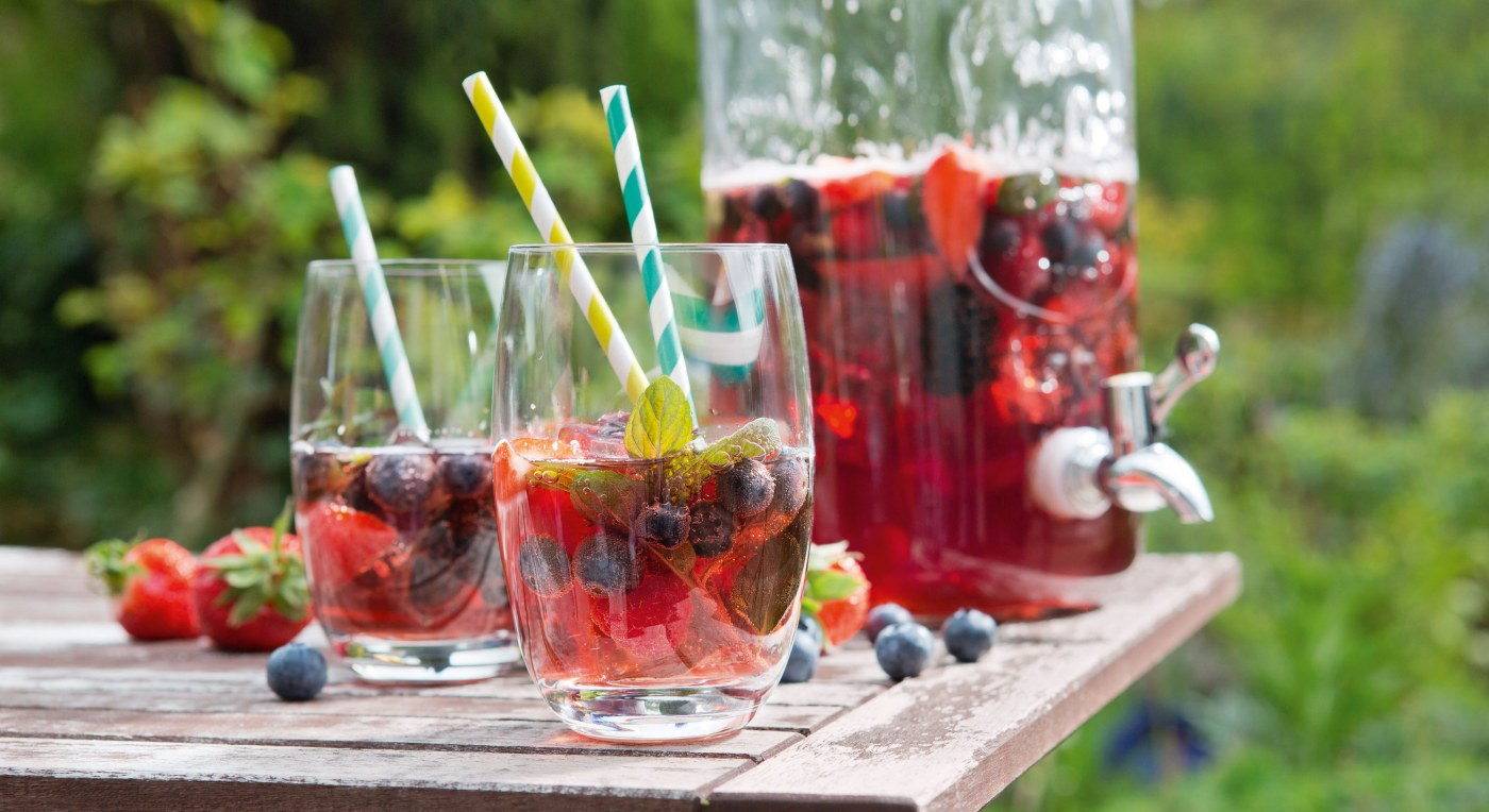 frischer sommer nudelsalat